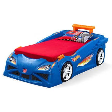 Hot Wheels Race Twin Car Bed Toddler Car Bed Twin Car Bed Car Bed