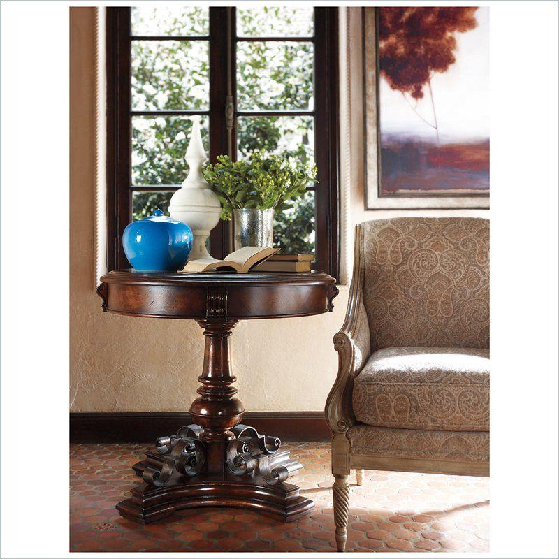 Stanley Furniture Costa Del Sol Evening Table In Cordova