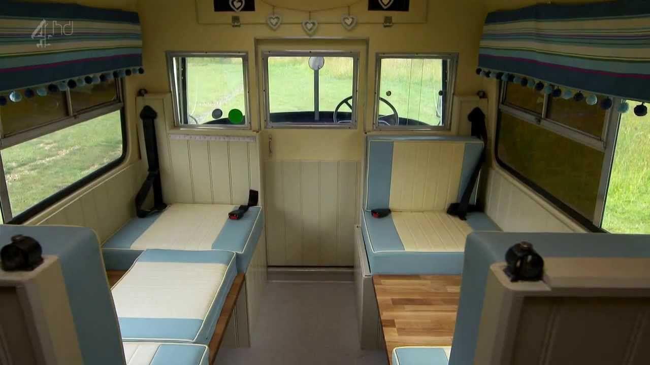 Uk Ambulance Conversion Two Mini Dinettes Which Convert