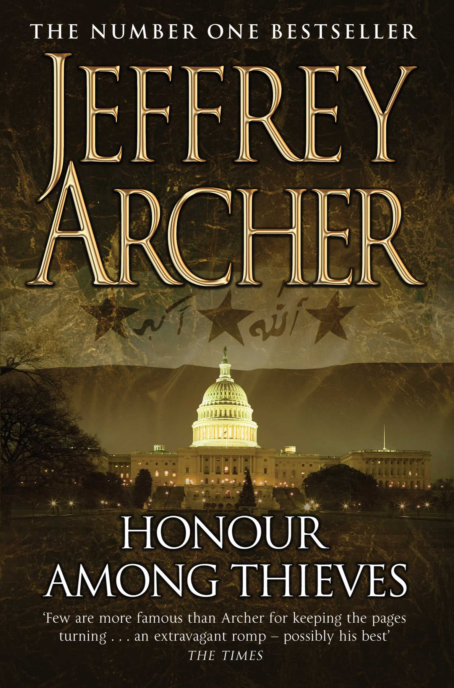 Jeffrey Archer Libros Honour Among Thieves By Jeffrey Archer Books Pan Jeffreyarcher