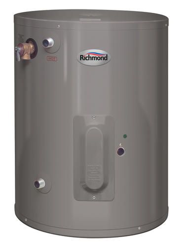 Richmond 20 Gal Electric 6 Year Point Of Use Water Heater At Menards Water Heating Instant Water Heater Plumbing