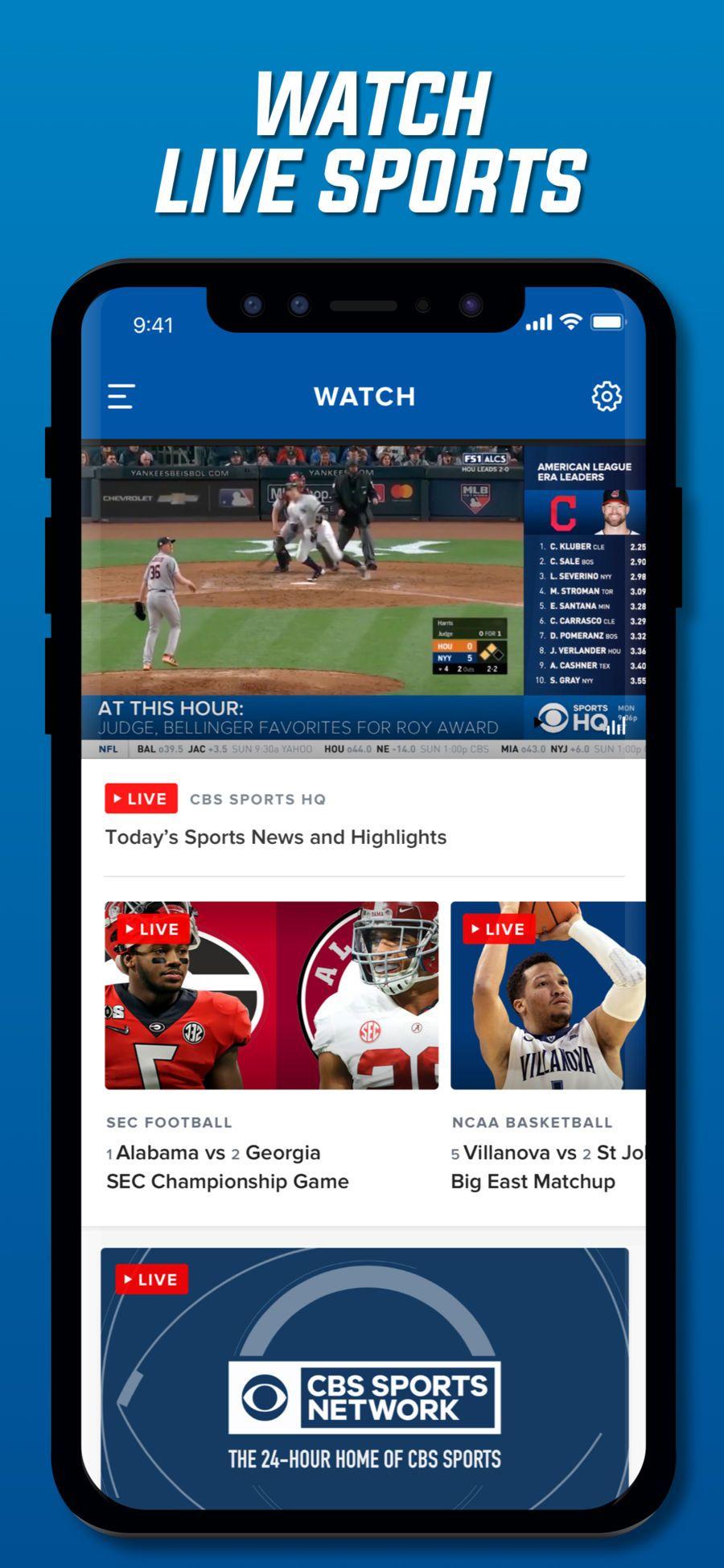 CBS Sports Scores, News, Stats EntertainmentInteractive