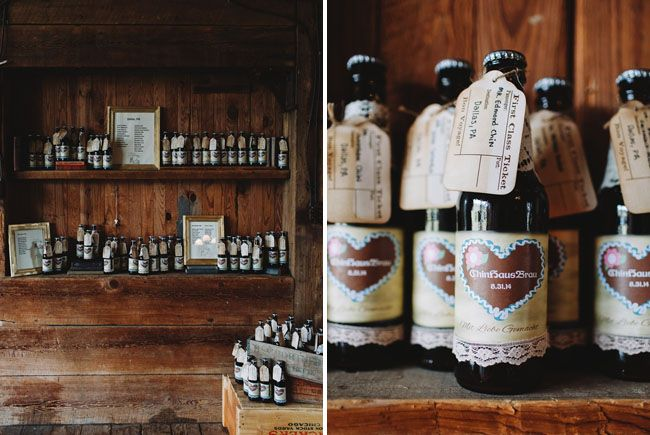 German Wedding Gift Ideas: Vintage Oktoberfest Wedding: Linda + Jeremy