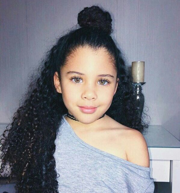 Pin by Ellaina C on Pretty baby in 2019   Mixed kids ...