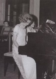Princess Irene of Greece playing the piano | Flickr - Photo Sharing!
