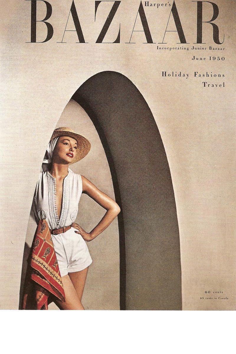 Resultado de imagen de vintage summer magazine covers