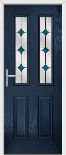 Blue Ascot Classic with Java Patina Blue Glass. Lots more Blue Doors to choose from & Blue Ascot Classic with Java Patina Blue Glass. Lots more Blue Doors ...