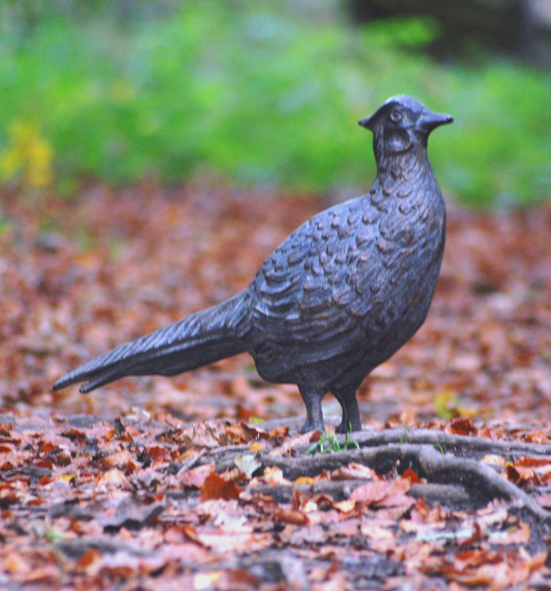 Large Garden Ornaments   Pheasant Antique Bronze Statue. Buy Now At Http://