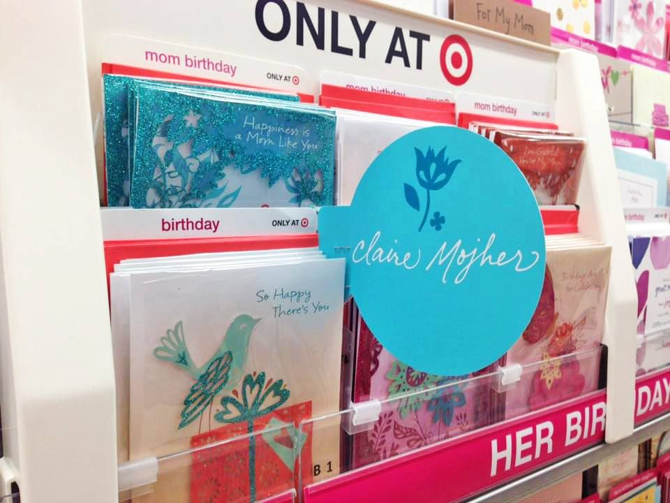 Series Of Birthday Cards I Created For Target With American