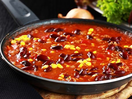Fast And Easy Vegetarian Chili Recipe Healthy Cooking Vegetarian