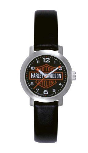Men's Wrist Watches - HarleyDavidson Bulova Womens Watch 76L10 * Details can be found by clicking on the image.