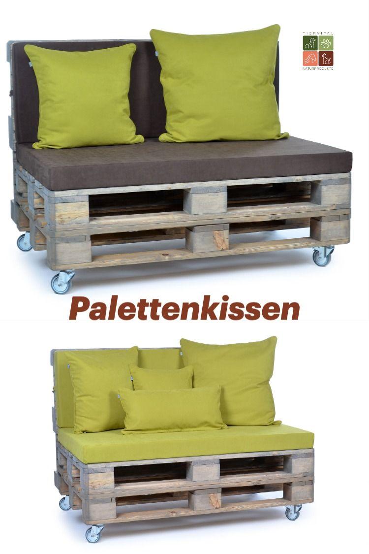Palettenkissen Matratzenkissen Living 120x80x8 Paletten Kissen Palettenkissen Paletten Polster