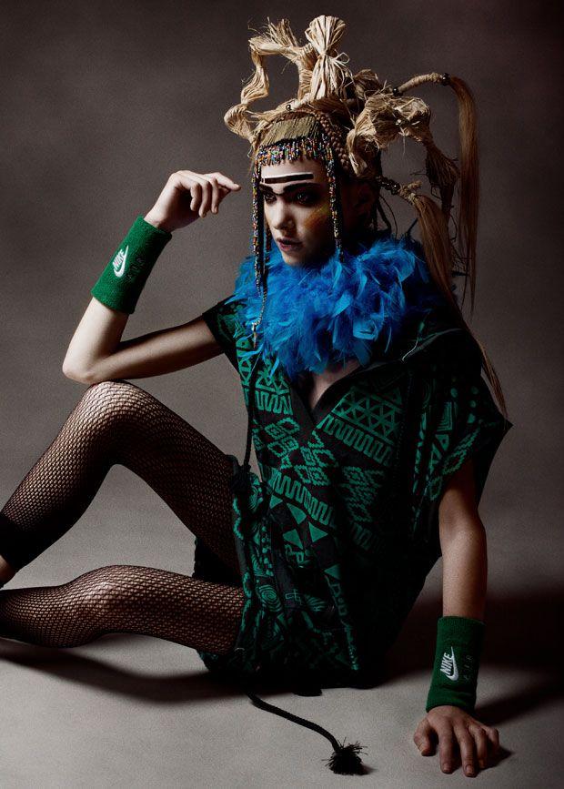 Foto: Duy Quoc Vo  M-up: Yvonne Nusdorfer  Styling: Steve Dahlberg  Hair: Tommy Hagen