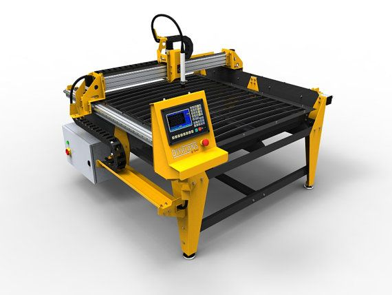 1250mm x 1250mm 4x4 feet CNC Plasma Table DIY Plans Cem - cnc laser operator sample resume