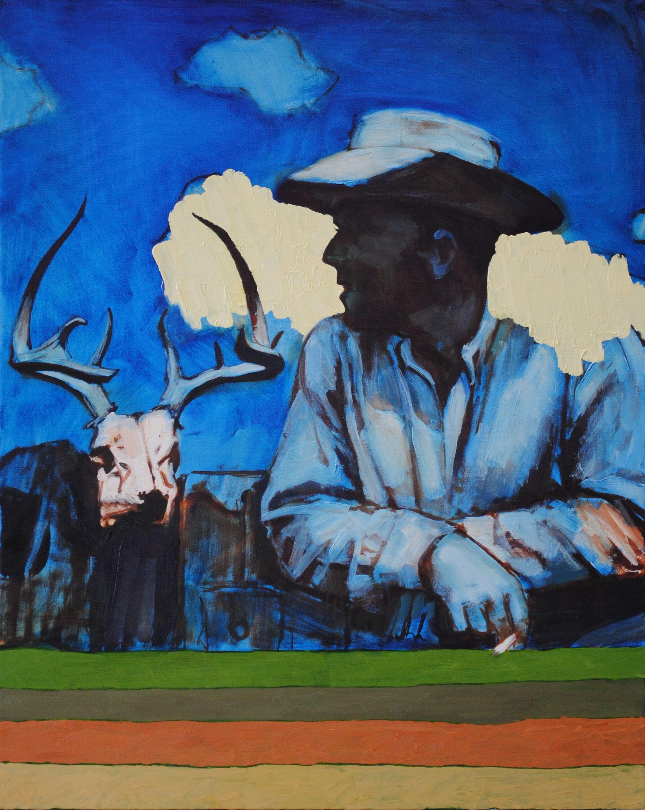 Matt Kleberg Paintings Ranches Cows Oil Paintings