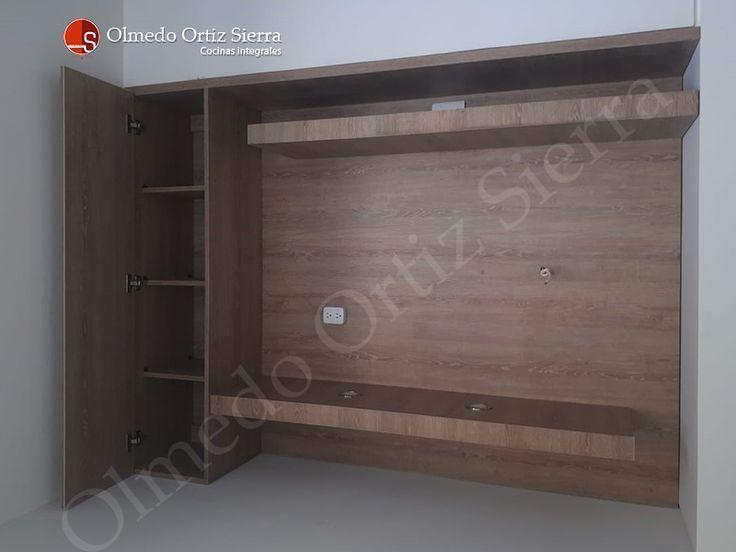 Mueble Para TV Diseño a la medida Organiza tu TV, Consolas de Videojuegos, DVD ... - Centros ... #Centros #Consolas #diseño #Dvd #medida #Mueble #Organiza #Para #Videojuegos