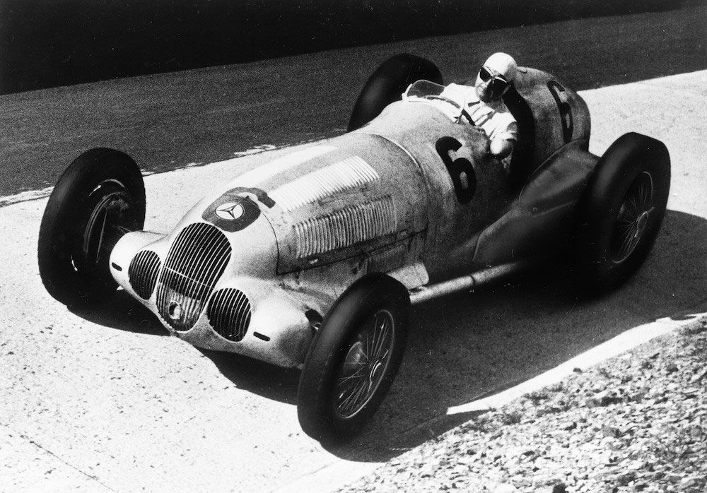 Image result for Rudolf Caracciola 1937