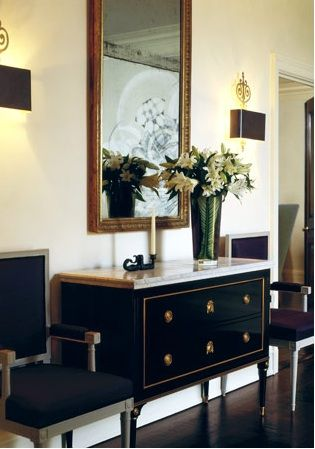 Marble Console Table Foyers
