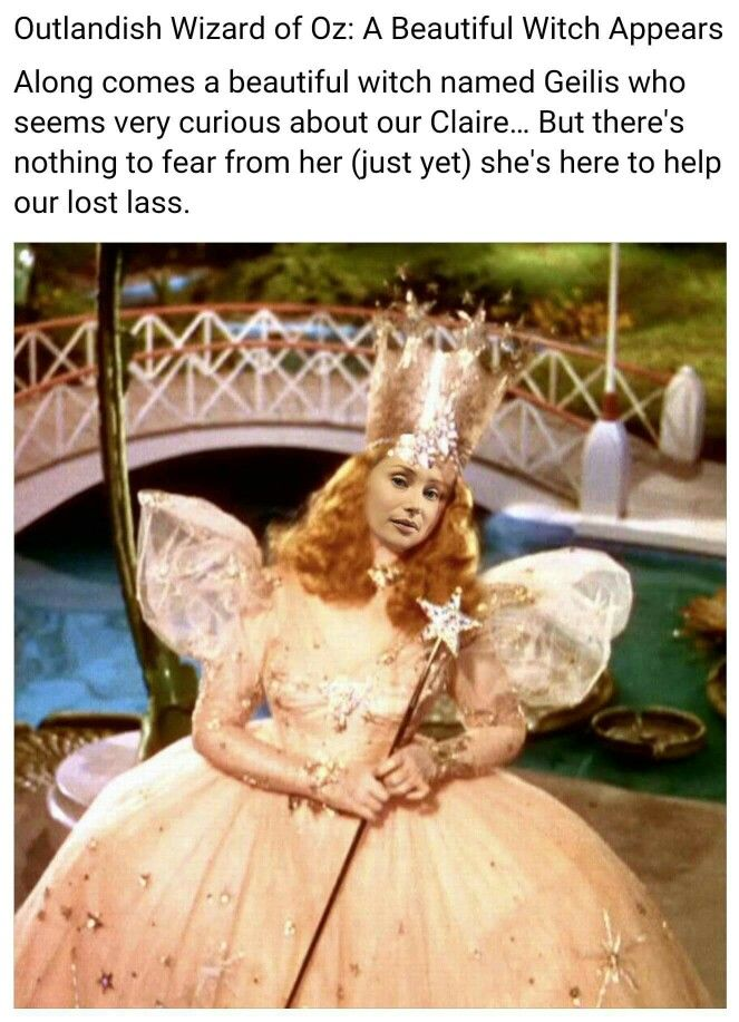 An Outlandish Wizard of Oz by Betty Server Slide 3 of 16