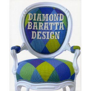 Love the bright colors of Diamond Baratta Design