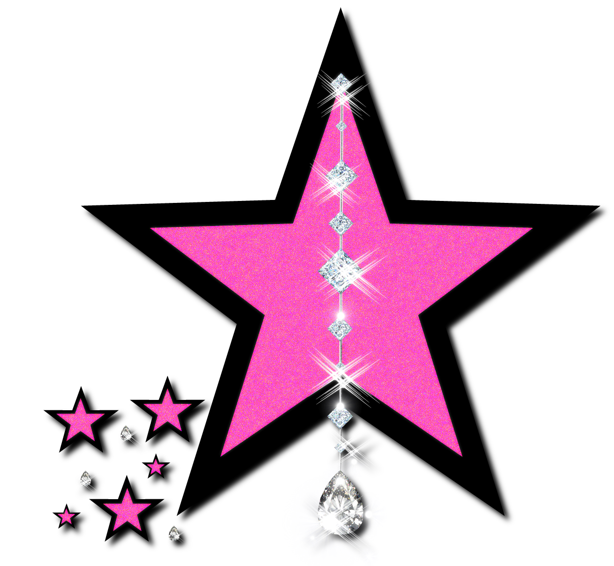 all star clip art clipart best star and sky art ill pinterest rh pinterest com Black Star Clip Art Baby Girl Bottle Clip Art
