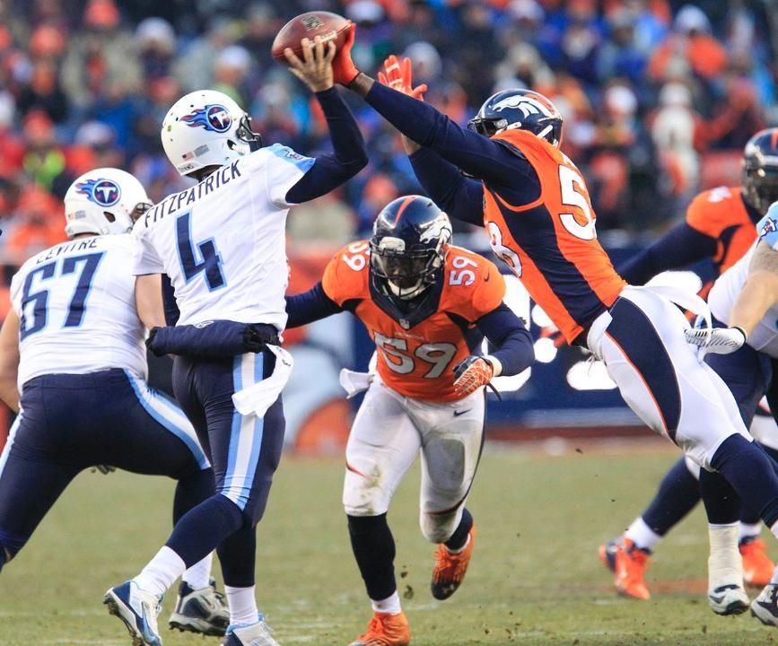 InGame Photos Broncos vs. Titans Broncos, Sports