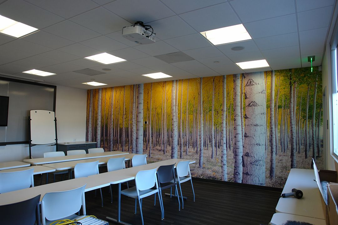 Meeting Room Interior Branding Installed At Jeep Chrysler Dodge Ontario In  Ontario, CA. Contact