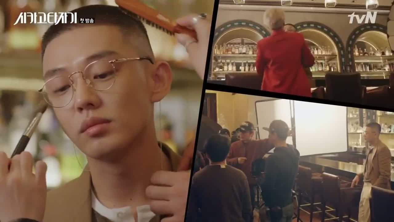 chicago typewriter episode 1 dramabeans korean drama