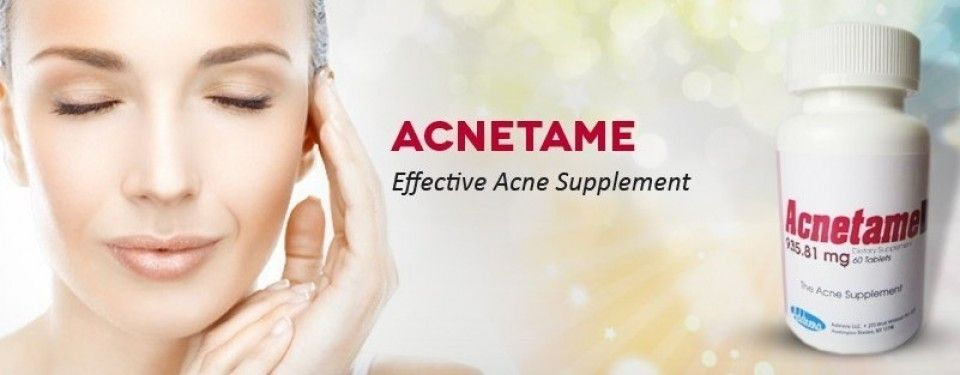 Acnetame Ingredients Best Over The Counter Acne Vitamin
