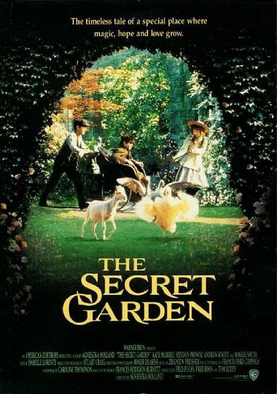 The Secret Garden 1993 Secret Garden Book Secret Garden The Secret Garden 1993