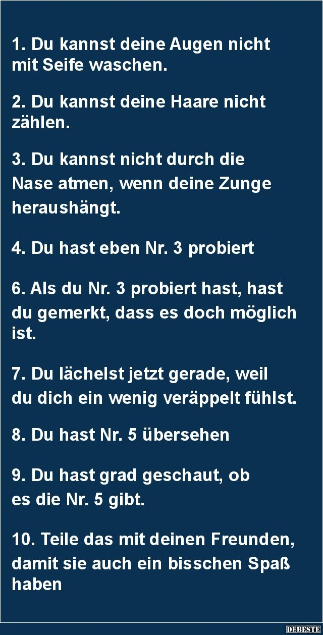 5 gute Witze