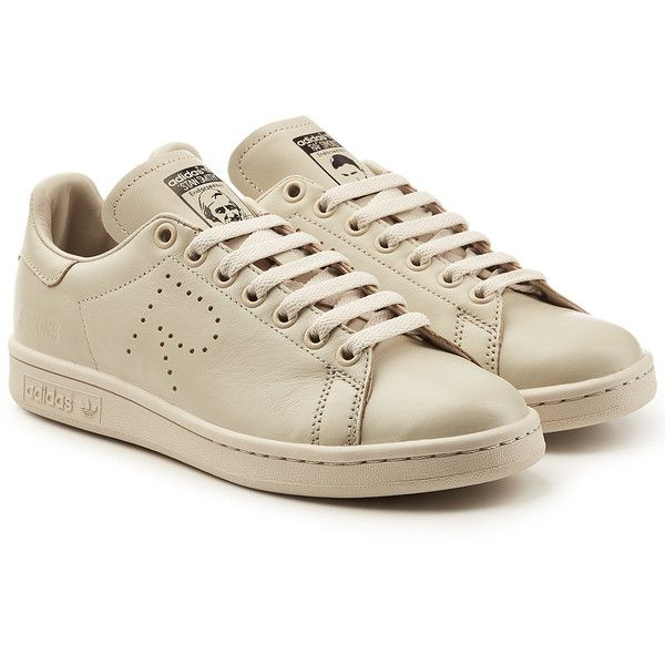 best service ccfc7 0bcce Shoes Men. Sneaker. Adidas by Raf Simons RS Stan Smith Leather Sneakers (400  CAD) ❤ liked on