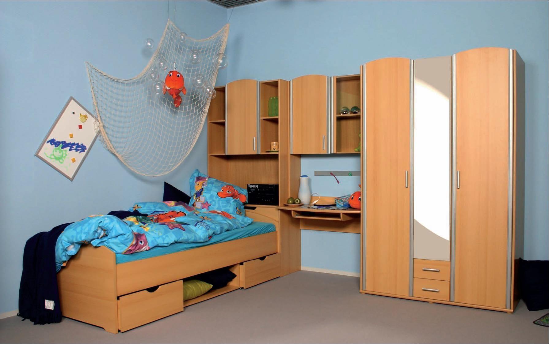 Kinder Schlafzimmer Möbel Sets Kinder Betten Mit Speicher ...