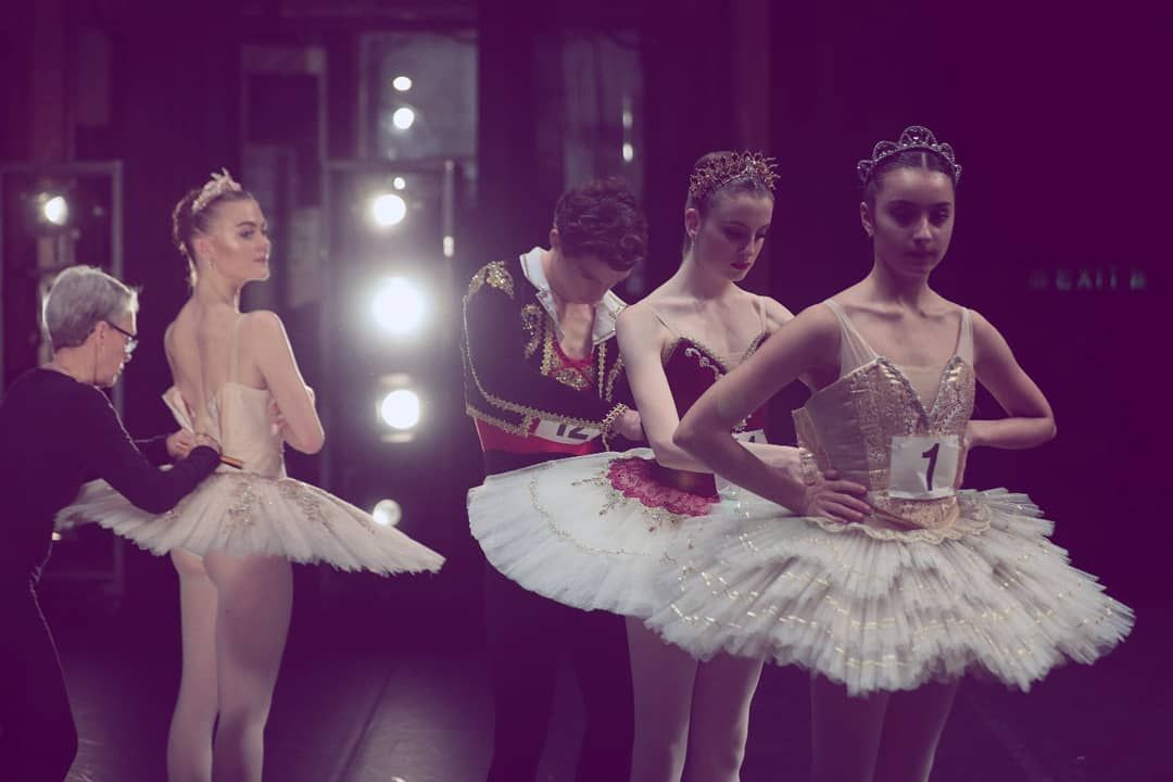 Royal Academy Of Dance On Instagram A Tututuesday Train