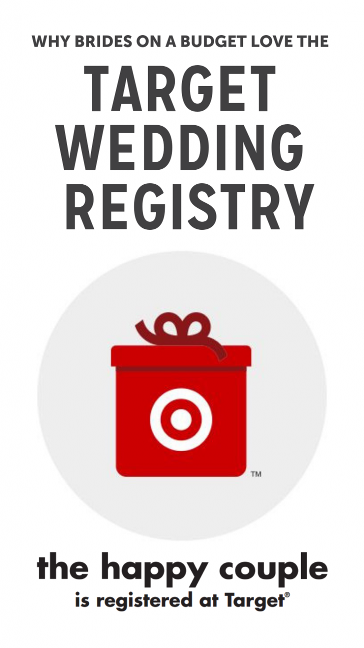 The Ultimate Wedding Registry Experience from Target
