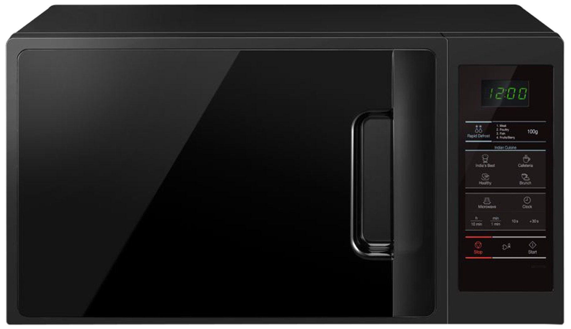Buy Samsung Mw73ad B Xtl 20 Litre 800 Watt Solo Microwave Oven Online At Low Prices In India Amazon In Microwave Oven Microwave Oven Price