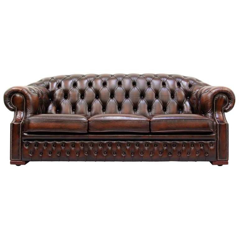 1stdibs Settee Sofa Antique Vintage Couch English Real