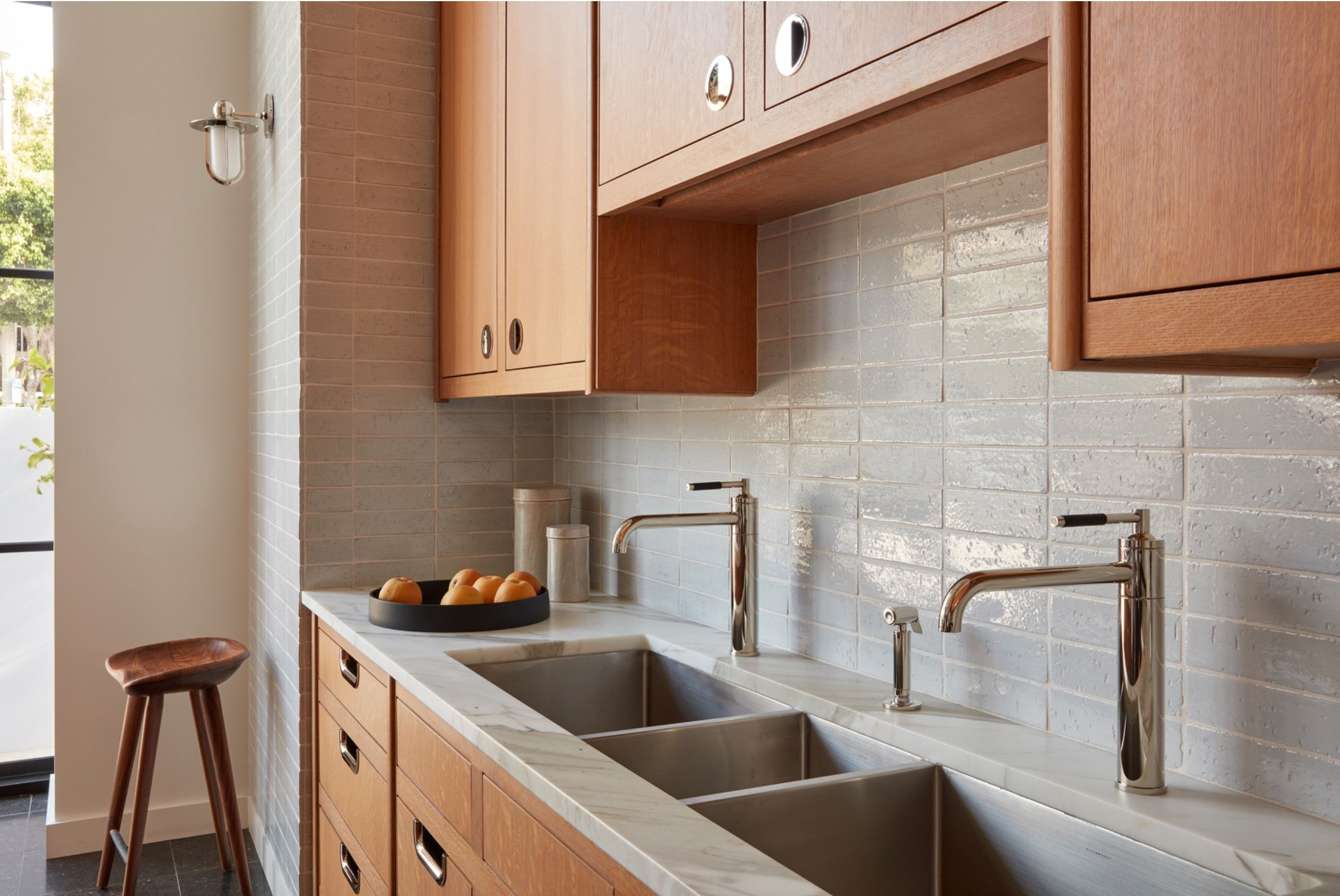 Pin By Amsa Showroom On Waterworks Kitchen Bar Fixtures Kitchen Countertops Kitchen Faucet Kitchen Cabinet Remodel