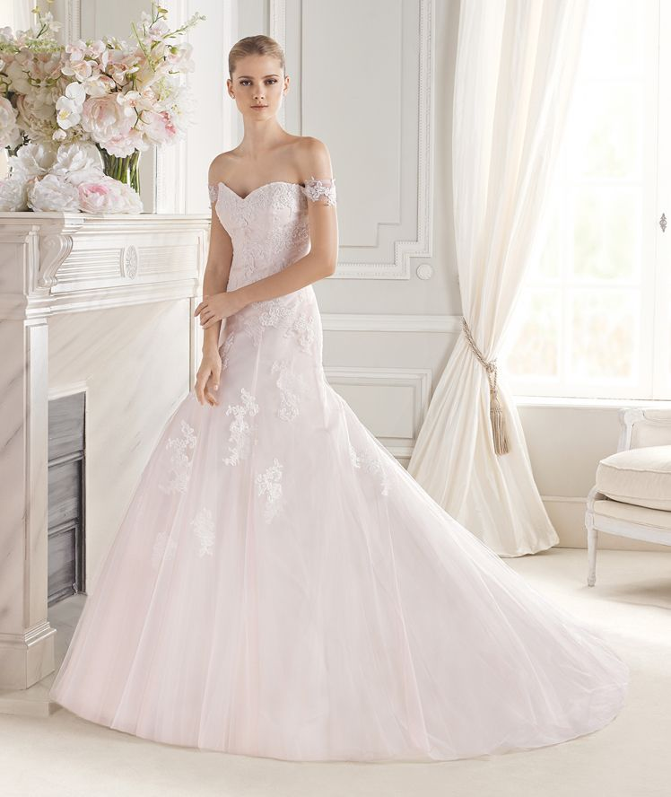 ENOLA wedding dress from the Glamour 2015 - La Sposa collection | La Sposa