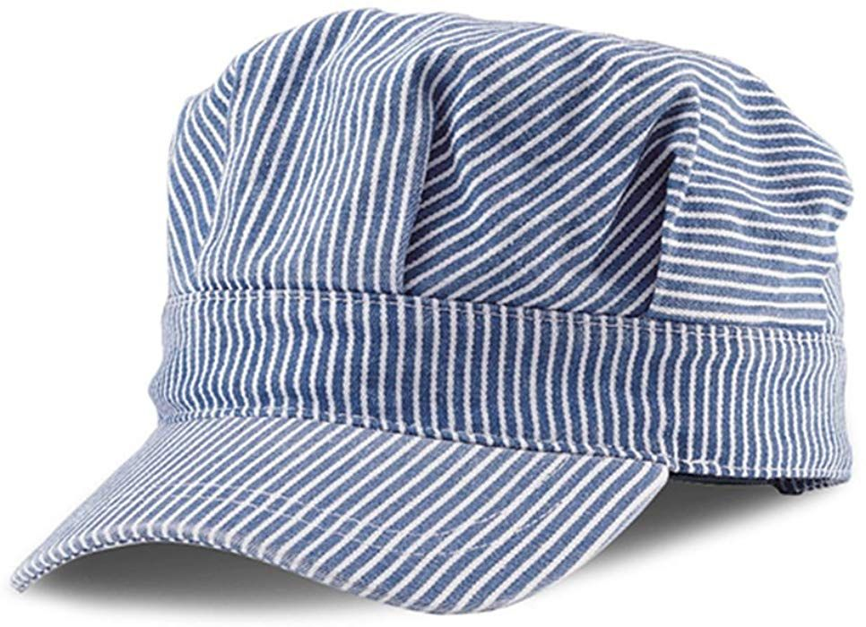 072cd5ffe7235 Classic Train Engineer Conductor's Adjustable Cap - Child to Adult ...