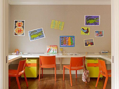 Create The Ultimate Study Area Painterati Study Room Design Kids Room Design Transitional House
