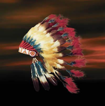 cherokee headdress | Copyright © 2010 Cherokee Steel
