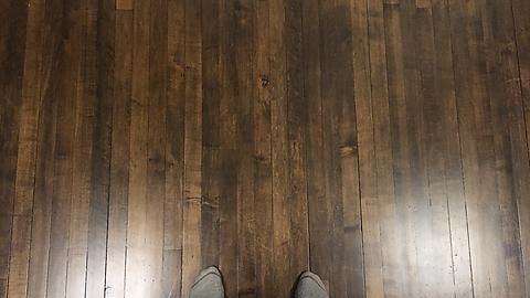 How I Stained My Maple Floors Dark Spoiler Gel Stain Maple Floors Gel Stain Stain