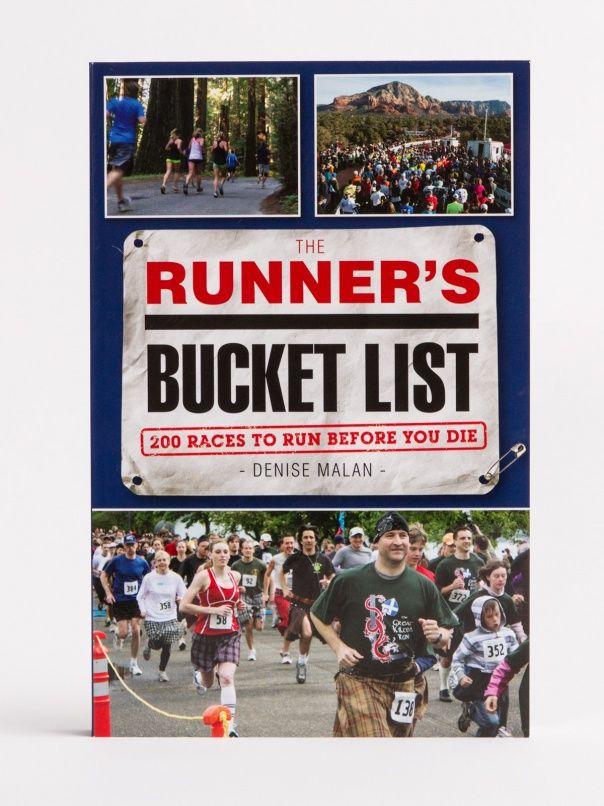 The Runner's Bucket List by Triumph Books - ShopKitson.com