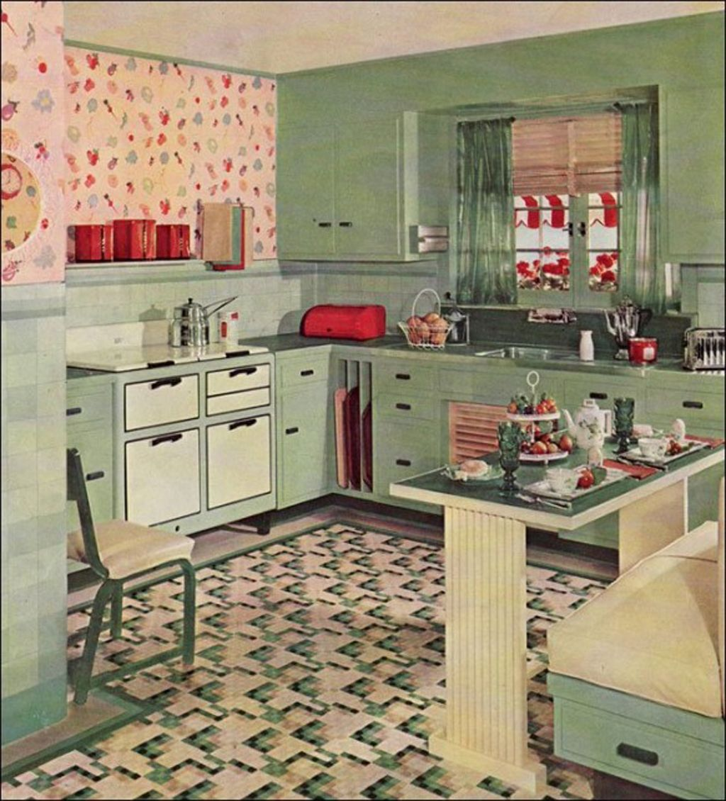 Pictures Of Old Kitchens Old Fashioned Kitchen  Not Sure If This Is A Photo Or A Drawing