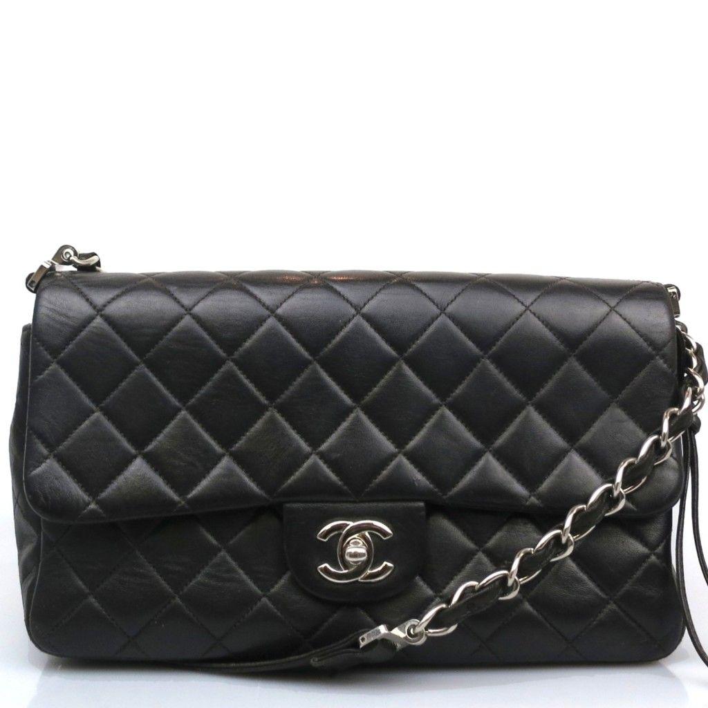 Chanel Lambskin Classic Flap