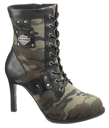 e3175c7694dd Harley Davidson Boots for Women