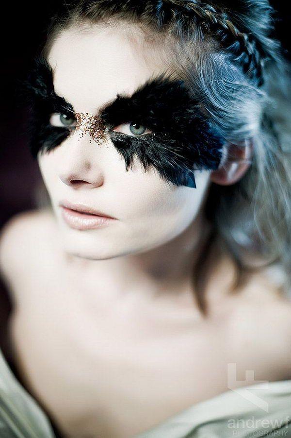 20 Cool Halloween Eye Makeup Ideas | Halloween eye makeup ...