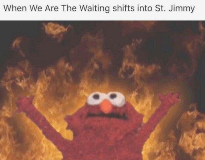 St Elmos Fire I M Sorry Elmo Memes Elmo Cartoon Memes