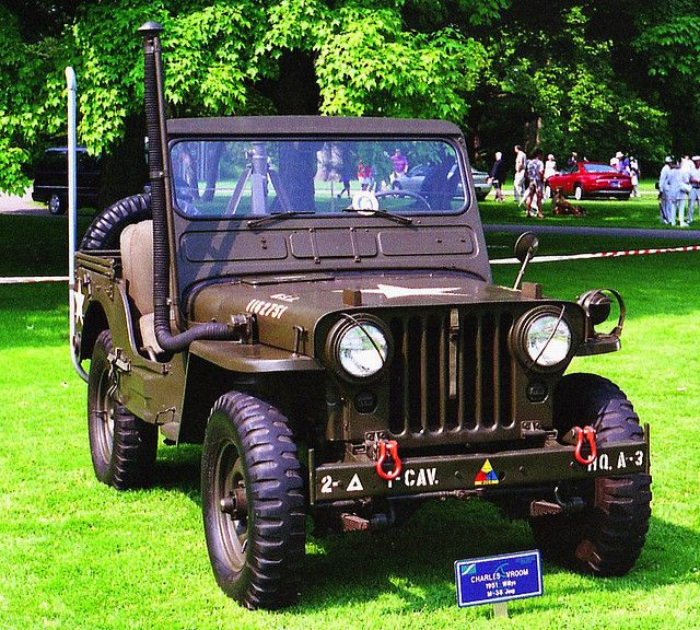 Old Postal Jeeps For Sale: Military Willys MB GPW M38 M38A1